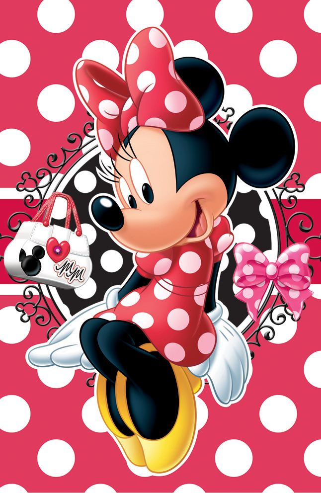 Dětská deka Disney - Minnie