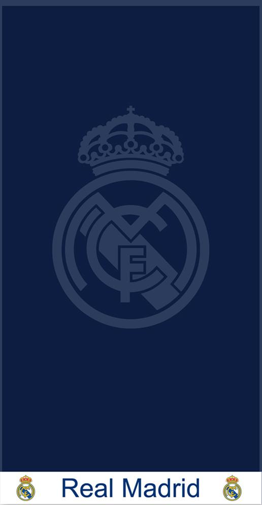 Klubová osuška Real Madrid - Námořnická modrá