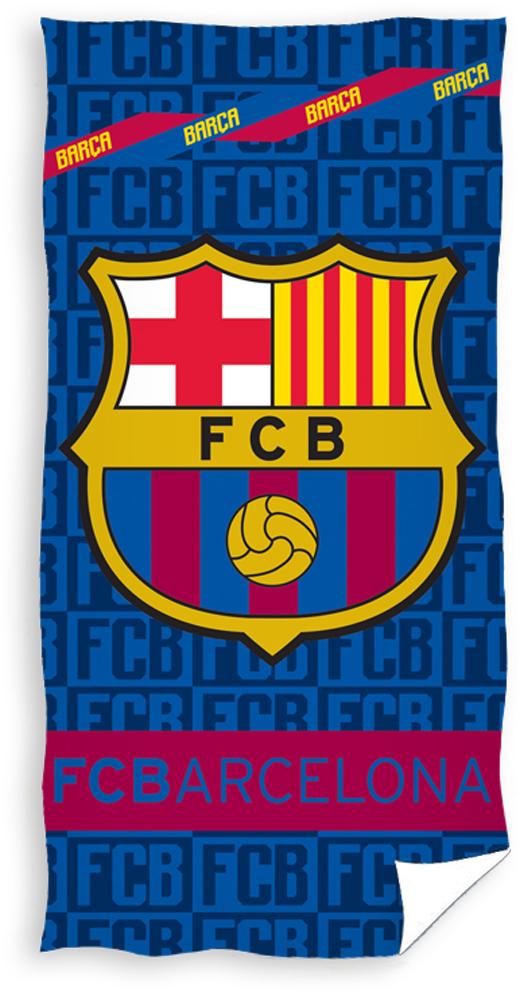 Osuška FC Barcelona Letters