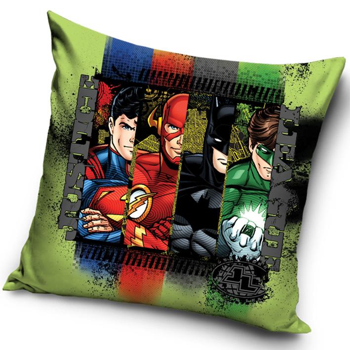 Povlak na polštářek Justice League Komiks