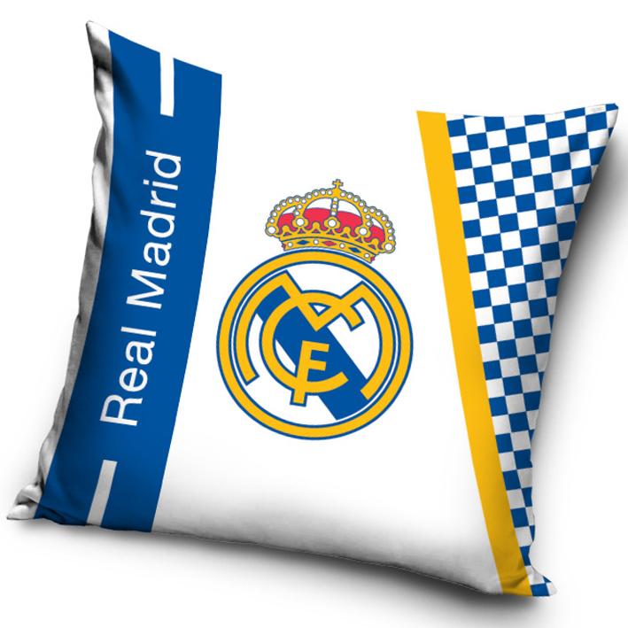 Povlak na polštářek Real Madrid Trio