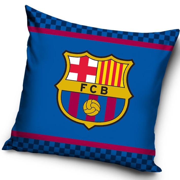 Povlak na polštářek FC Barcelona Logo