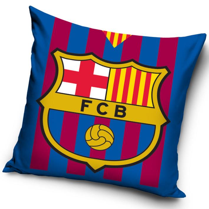 Povlak na polštářek FC Barcelona Stripes