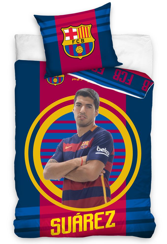 Povlečení FC Barcelona Suárez 2016