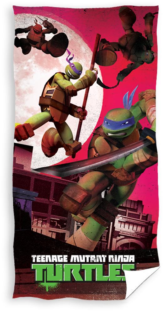 Dětská osuška Želvy Ninja