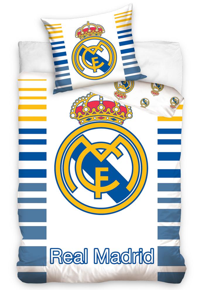 Povlečení Real Madrid Stripes