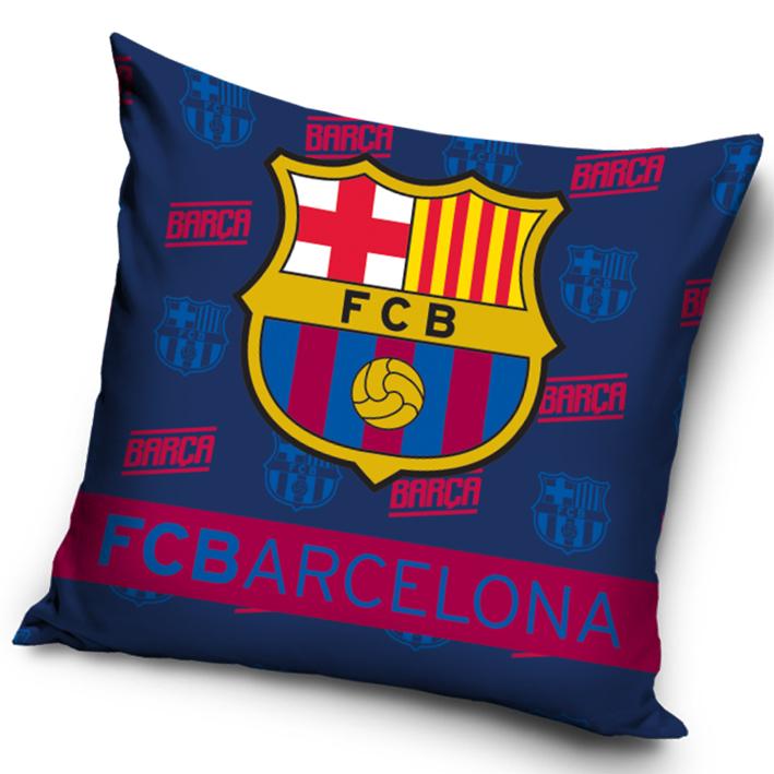 Povlak na polštářek FC Barcelona - Barca