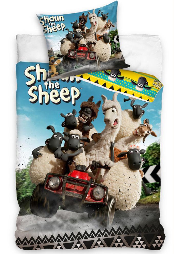 Dětské povlečení Ovečka Shaun