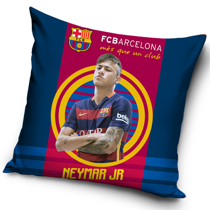 Polštářek FC Barcelona Neymar 2016
