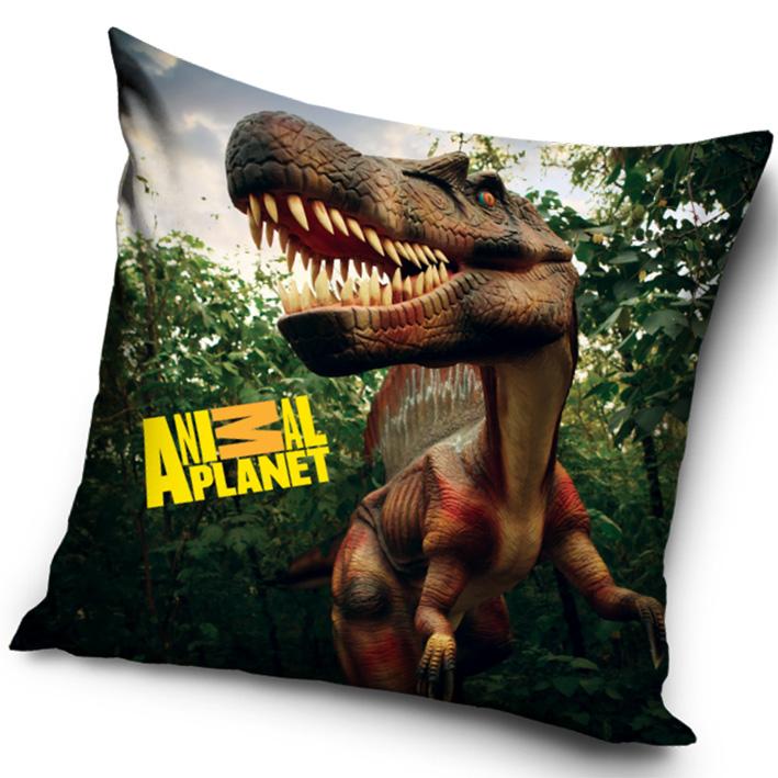 Dekorační polštářek Animal Planet Tyranosaurus