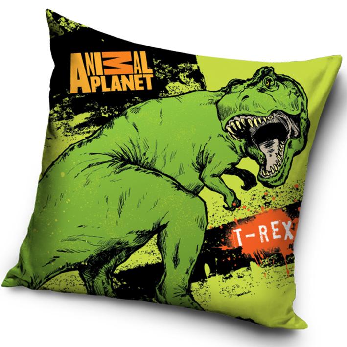 Dekorační polštářek Animal Planet T-Rex