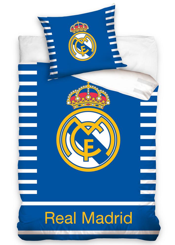 Fotbalové povlečení Real Madrid Double