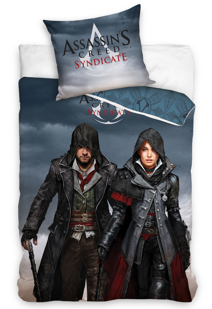 Povlečení Assassin's Creed Jacob and Evie