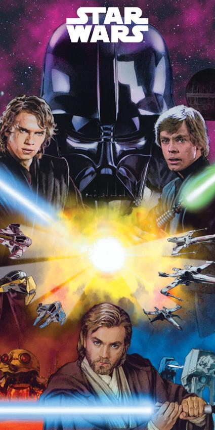 Osuška Star Wars
