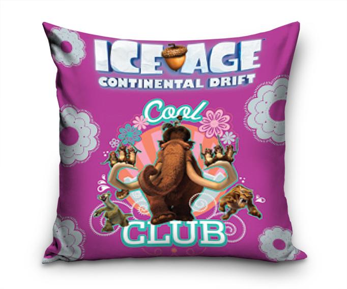 Polštářek Doba Ledová Cool Club