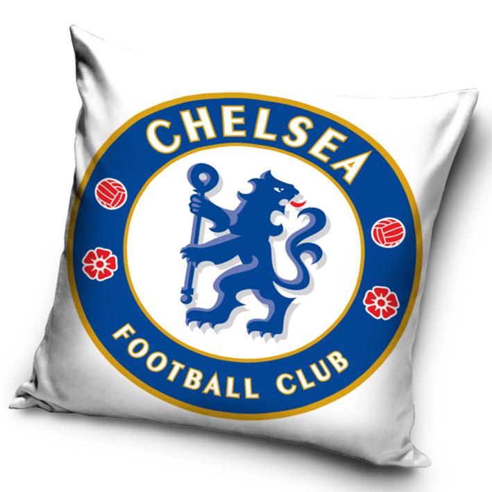 Polštářek Chelsea FC White