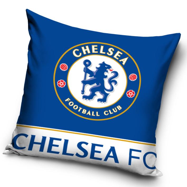 Povlak na polštářek Chelsea FC Blue