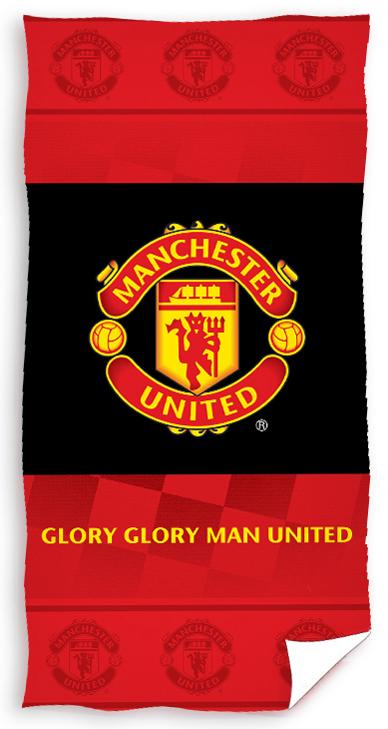 Osuška Manchester United Black