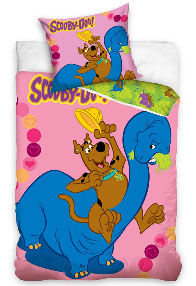 Dětské povlečení Scooby Doo Dino