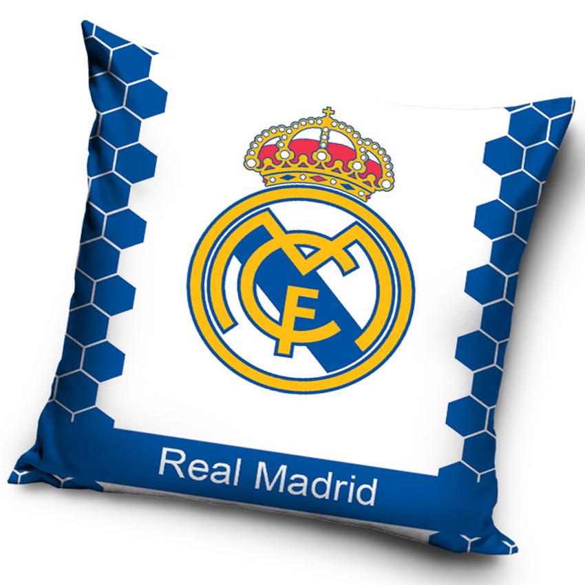 Polštářek Real Madrid Modro Bílý