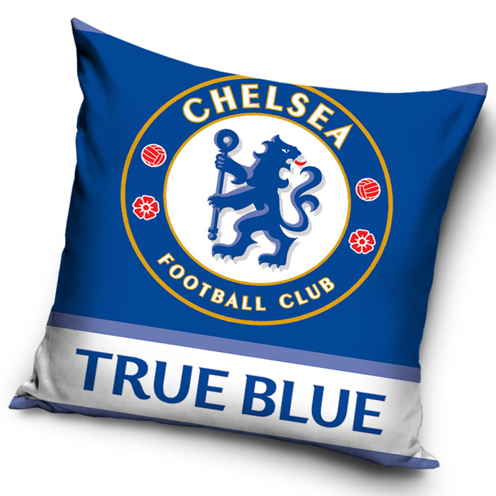 Polštářek Chelsea FC True Blue