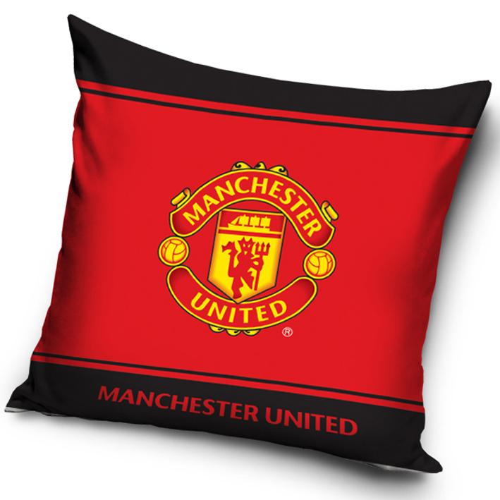 Povlak na polštářek Manchester United Erb