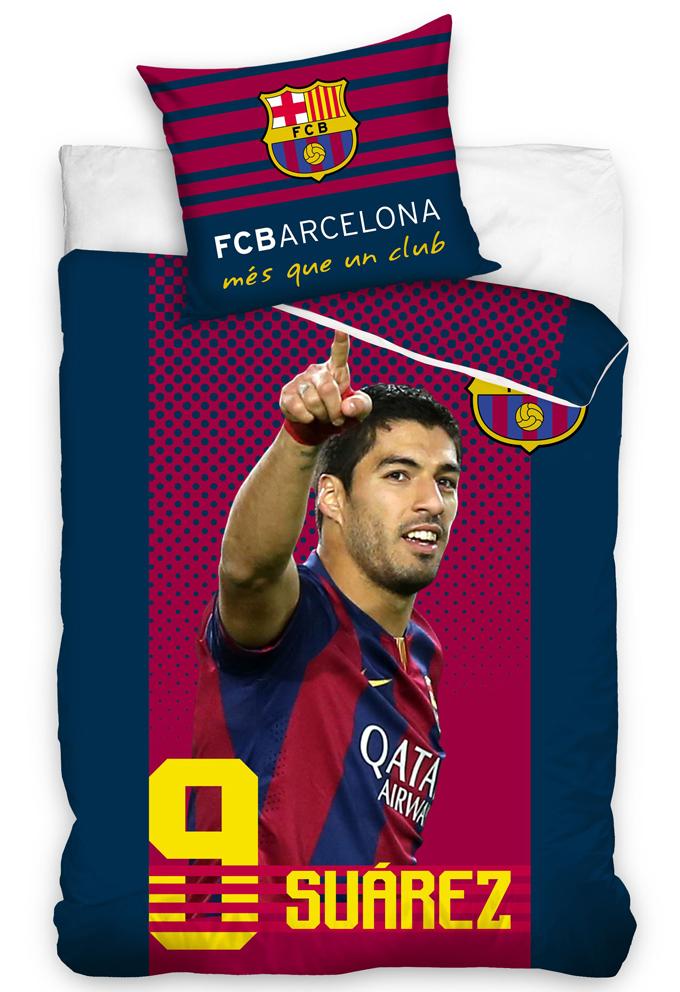 Povlečení FC Barcelona Suárez