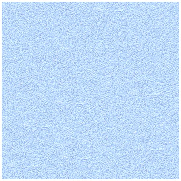 Froté prostěradlo světle modré Rozměr: 180x200 cm