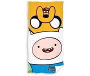 Dětská osuška Adventure Time - Čas na dobrodružství