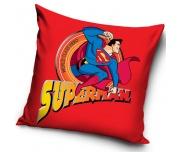 Polštářek Superman Red