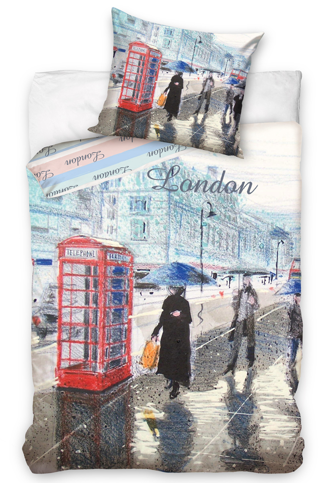 Povlečení Londýn - London Street