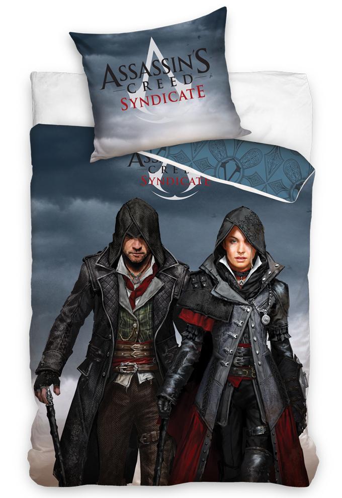 Povlečení Assassin's Creed Jacob and Evie