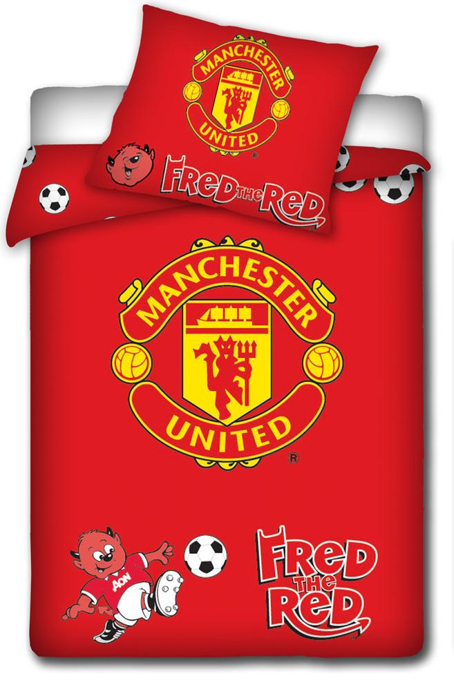 Povlečení do postýlky Manchester United
