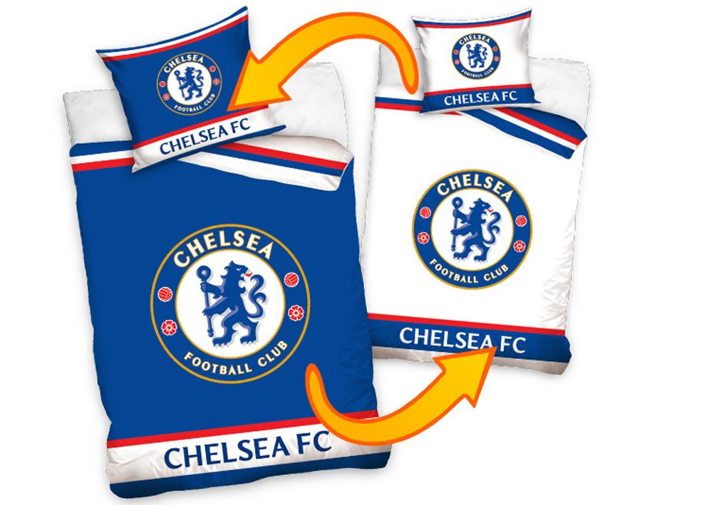 Fotbalové povlečení FC Chelsea Double