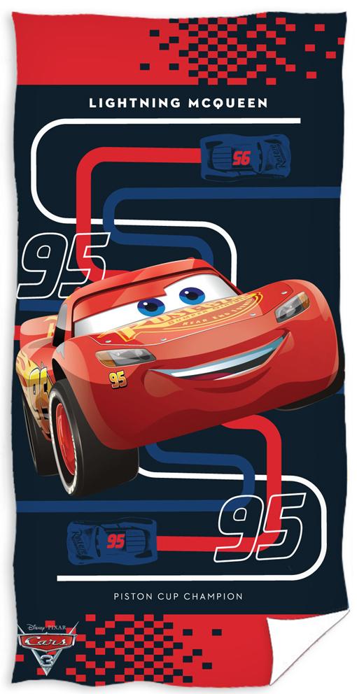 Dětská osuška Cars 3 Piston Cup