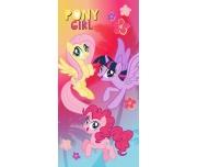 Dětská osuška My Little Pony Girls
