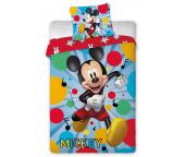 Dětské povlečení Mickey Mouse Taneční Párty