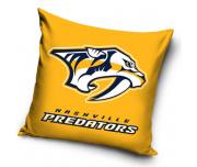 Polštářek NHL Nashville Predators Yellow