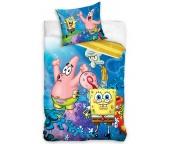 Dětské povlečení Sponge Bob High Five