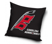 Polštářek NHL Carolina Hurricanes Black