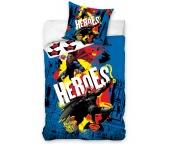 Dětské povlečení Batman vs Superman - Heroes
