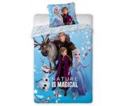 Dětské povlečení Ledové Království Magická příroda
