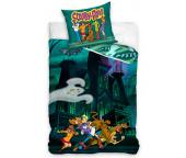 Dětské povlečení Scooby Doo Strašidelný Dům