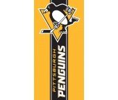 Osuška NHL Pittsburgh Penguins Belt