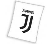 Dětská deka Juventus FC White