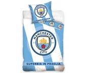 Fotbalové povlečení Manchester City Superbia In Praelia