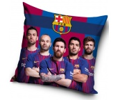 Polštářek FC Barcelona Hráči