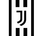 Fotbalová deka Juventus FC Black and White 150x200 cm