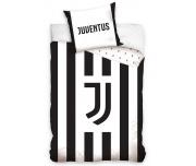 Fotbalové povlečení FC Juventus White Stripes