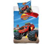 Dětské povlečení Blaze Monster Truck